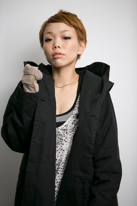 2012 F/W styling woman