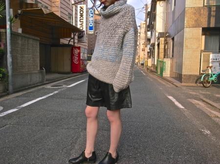 gradation knit